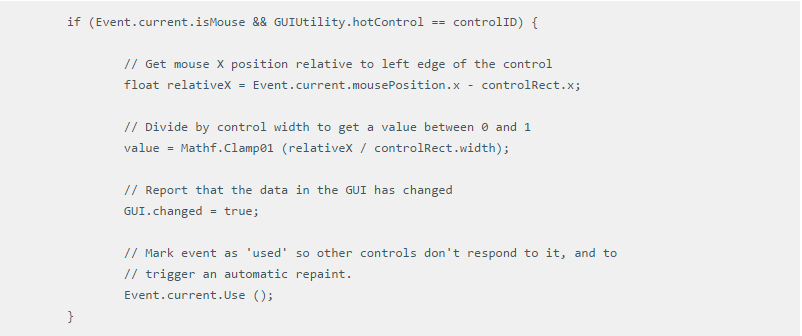 Персонализация IMGUI и редактора Unity. Часть первая - 11