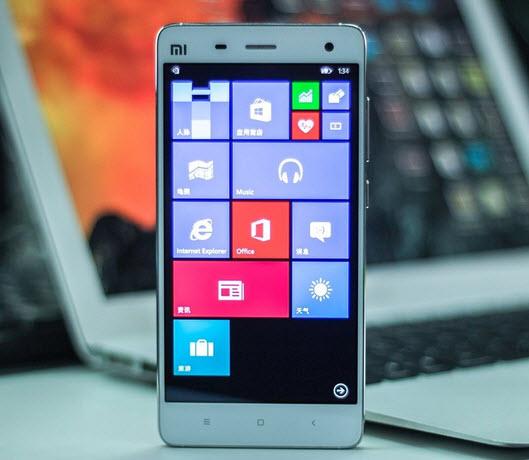 По слухам, Microsoft готовит прошивки с Windows 10 Mobile для OnePlus 2, OnePlus 3 и Xioami Mi 5