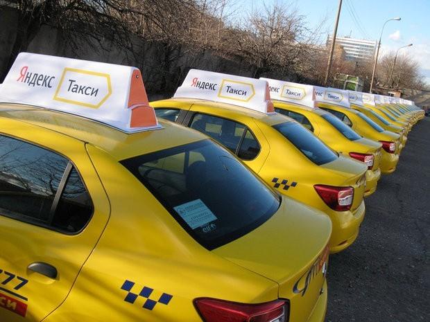 Сервис «Яндекс.Такси» заработал в Минске - 1
