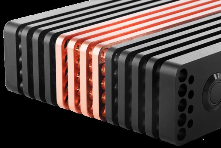 Мини-ПК Aleutia R50 стоит от £600