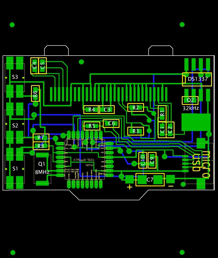 Arduino DIY Watch — самодельные часы на Arduino - 5