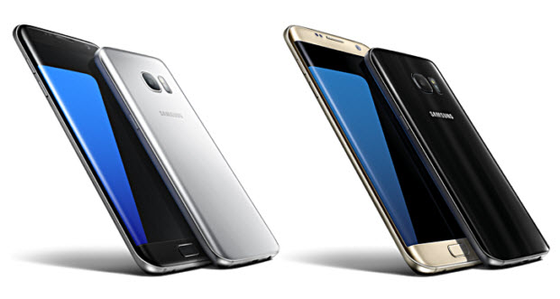 Смартфоны Samsung Galaxy S7 и S7 edge будут продаваться без логотипа компании в Южной Корее и Китае