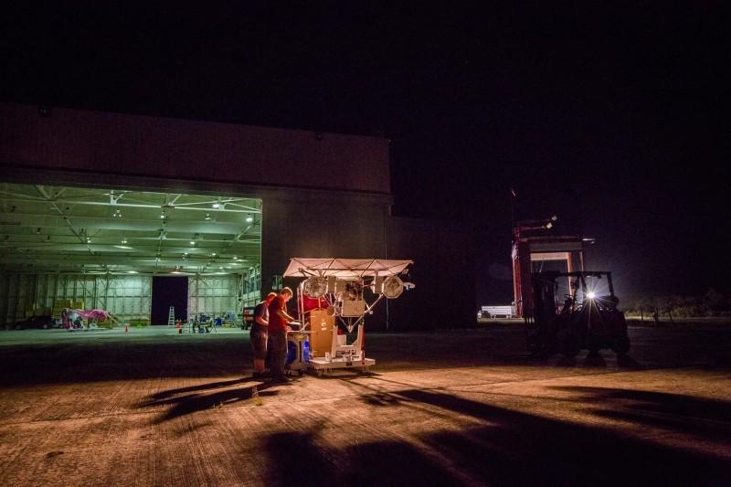 Автозапуск стратостатов Loon за 30 минут: фото - 6