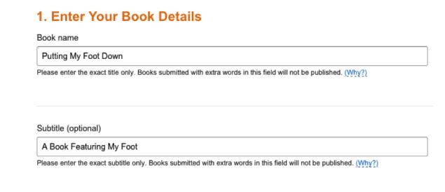 Как получить статус книги-бестселлера на Amazon за 3 доллара - 3