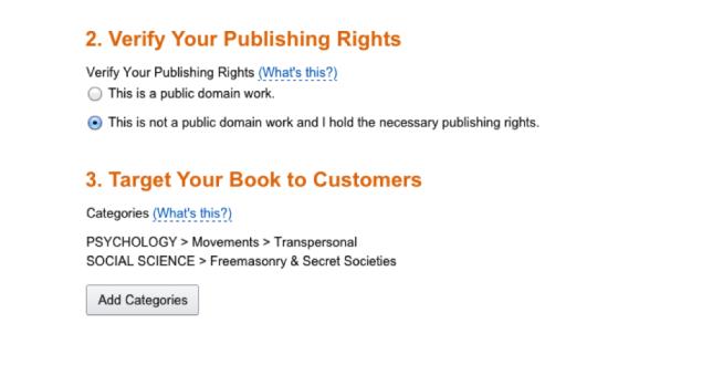 Как получить статус книги-бестселлера на Amazon за 3 доллара - 4