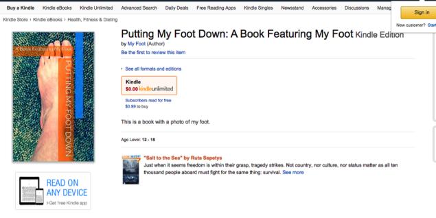 Как получить статус книги-бестселлера на Amazon за 3 доллара - 6