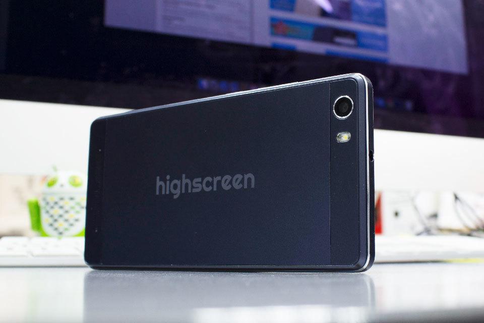 Highscreen Power Ice — изящный смартфон долгожитель - 2