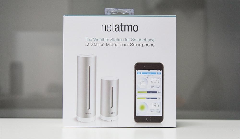 Netatmo Urban Weather Station. Первая полезная метеостанция - 2