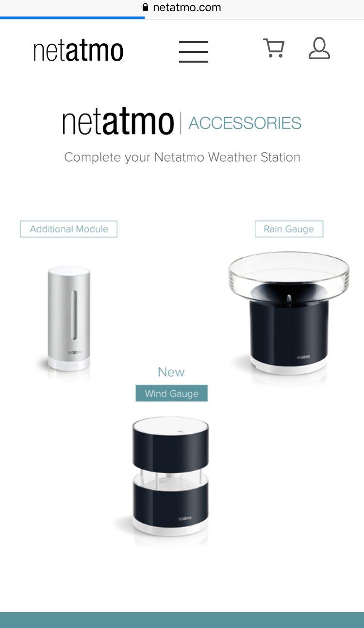 Netatmo Urban Weather Station. Первая полезная метеостанция - 25