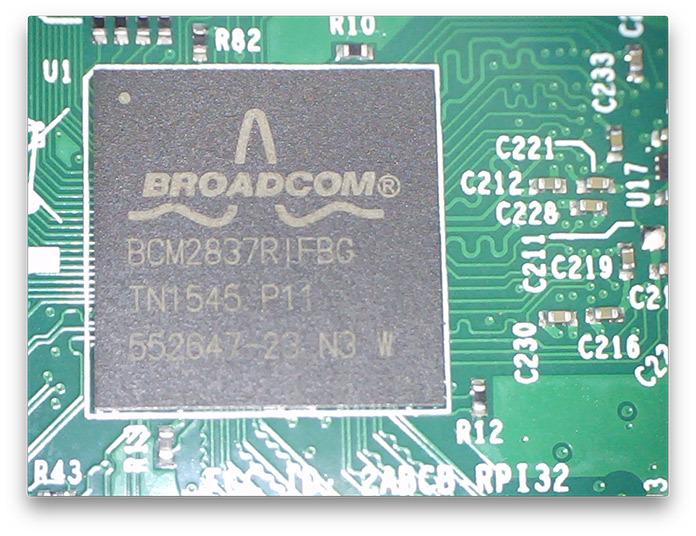 Raspberry Pi 3 поступил в продажу - 2