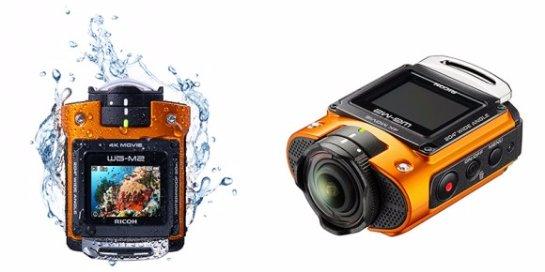 Ricoh WG-M2- новая экшн-камера для любителей активного отдыха