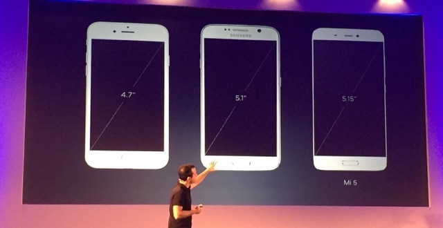 Xiaomi открыто выступает против конкурентов и сравнивает свои смартфоны с iPhone и Galaxy - 3