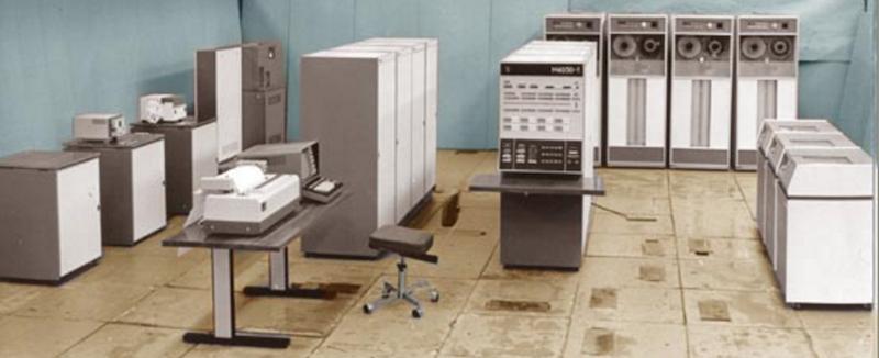Электронмаш — флагман отечественной компьютерной техники - 13