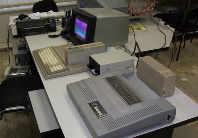 Электронмаш — флагман отечественной компьютерной техники - 15