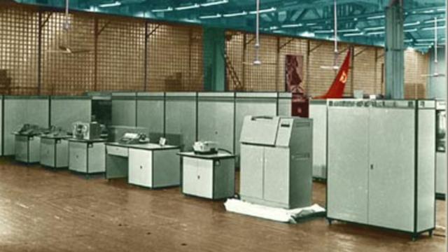 Электронмаш — флагман отечественной компьютерной техники - 9