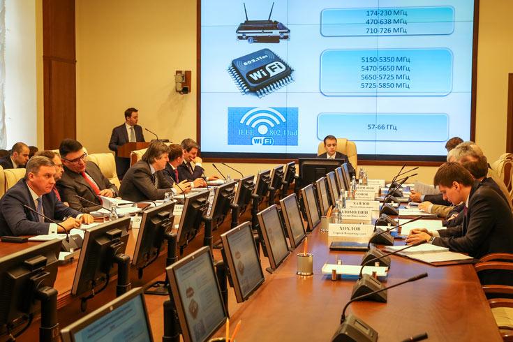 Государственной комиссией по радиочастотам (ГКРЧ) принято решение об использовании в России частотного диапазона 57–66 ГГц для WiGig