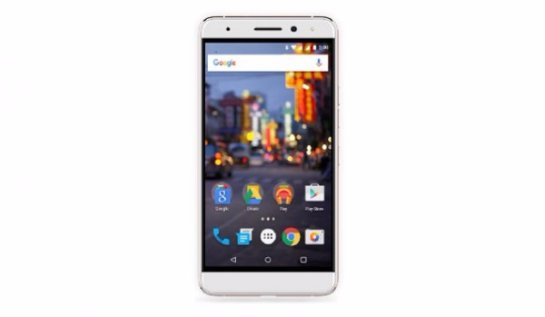 GM5 Plus- новинка на базе Android One