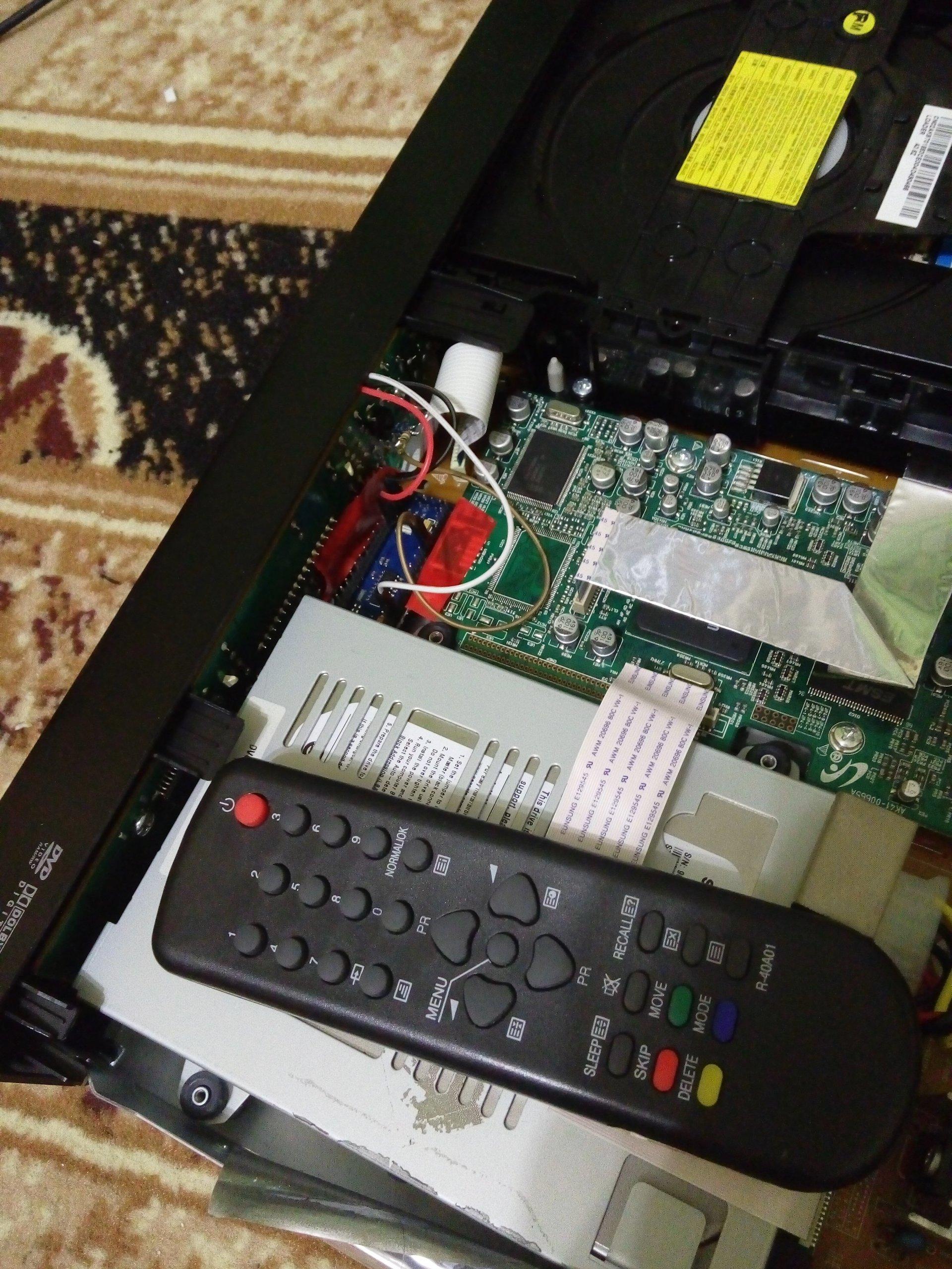 IR транскодер на Arduino - 11