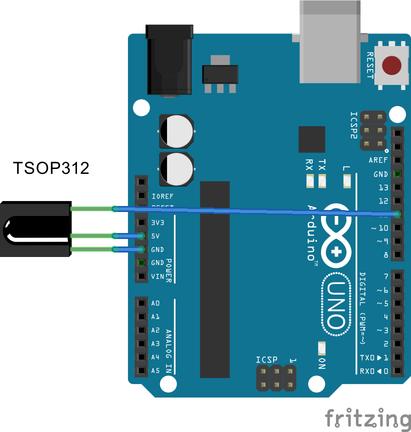 IR транскодер на Arduino - 1
