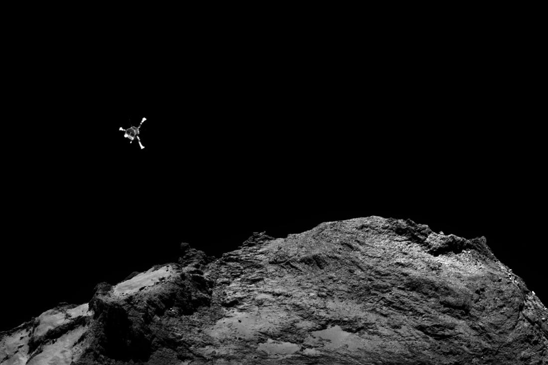 Прощание с Philae - 1