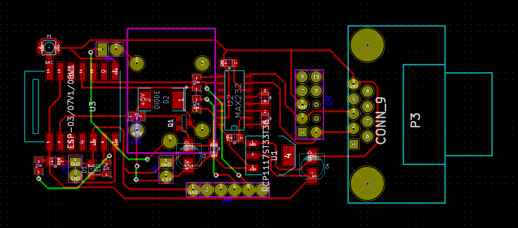 Терминал для домашнего Linux сервера на базе ESP8266 - 3