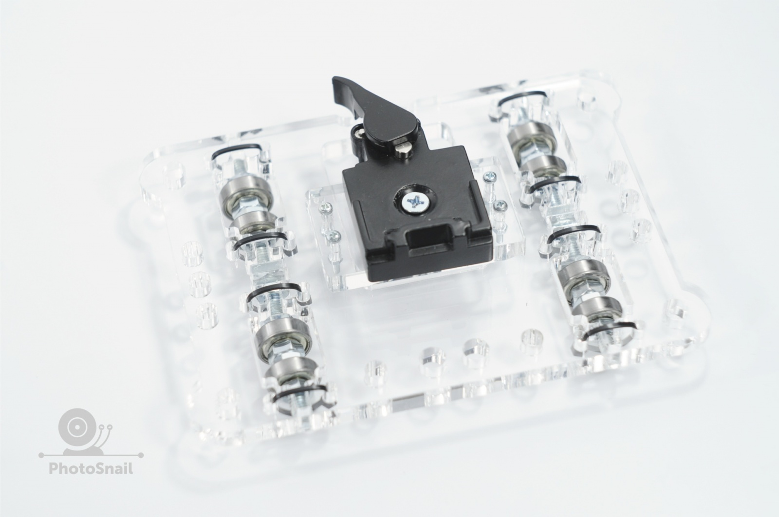 DIY моторизированный слайдер для съемки TimeLapse и видео - 11