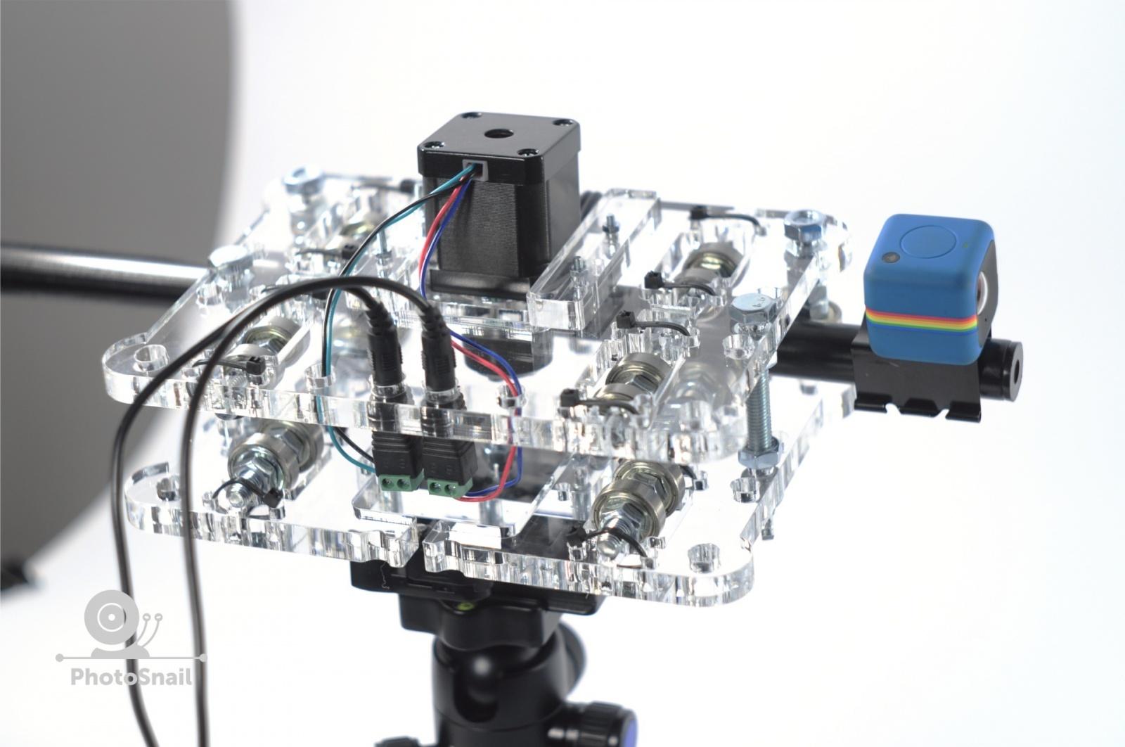 DIY моторизированный слайдер для съемки TimeLapse и видео - 4