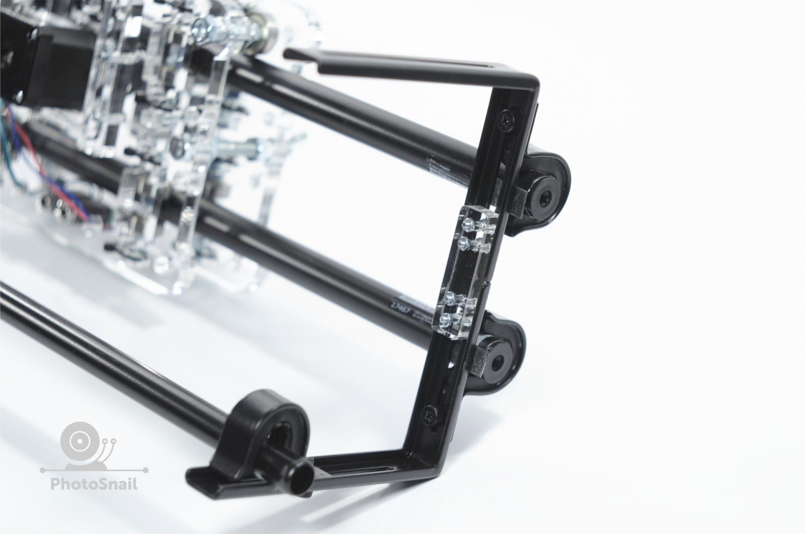 DIY моторизированный слайдер для съемки TimeLapse и видео - 6