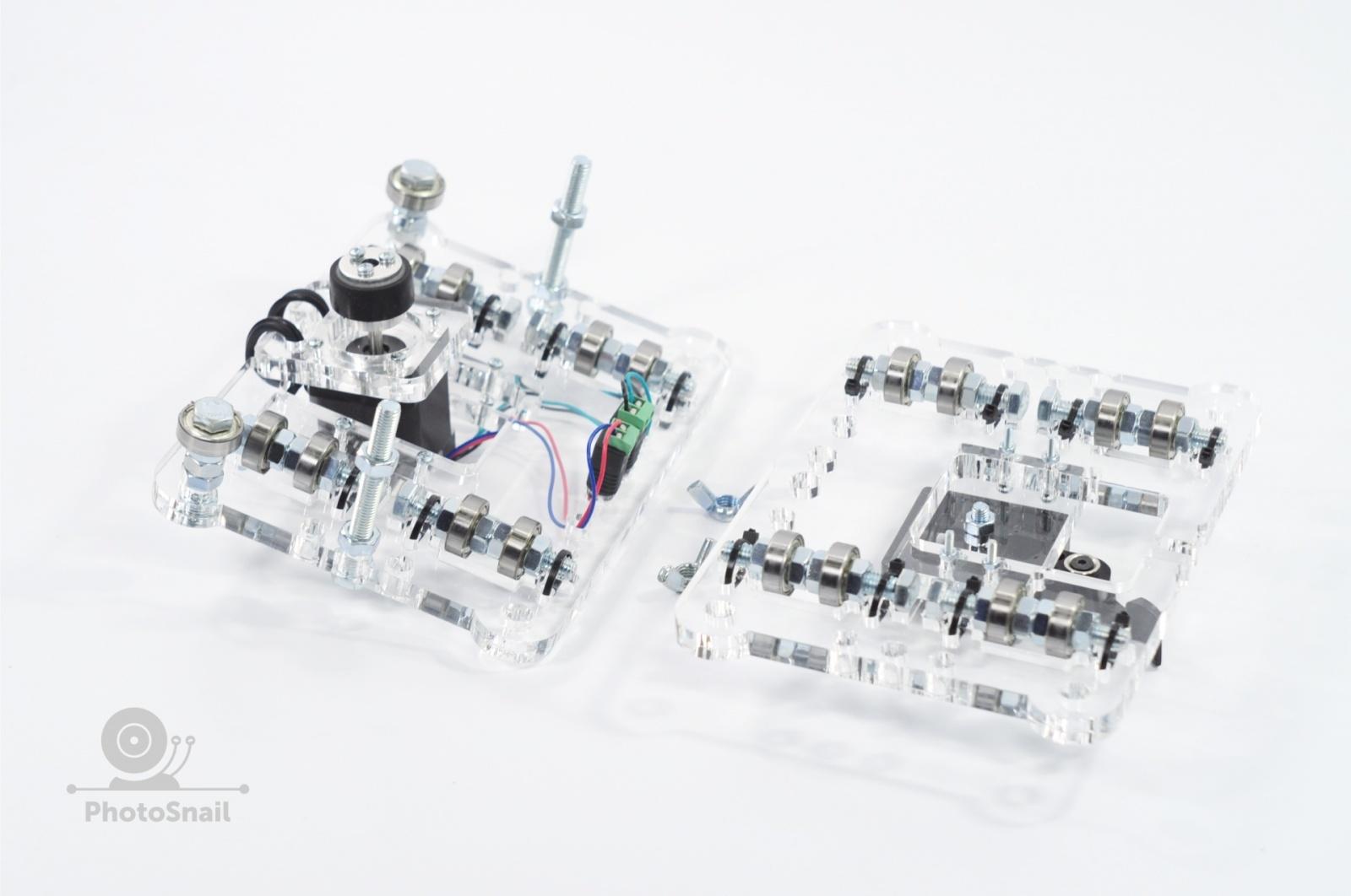DIY моторизированный слайдер для съемки TimeLapse и видео - 8