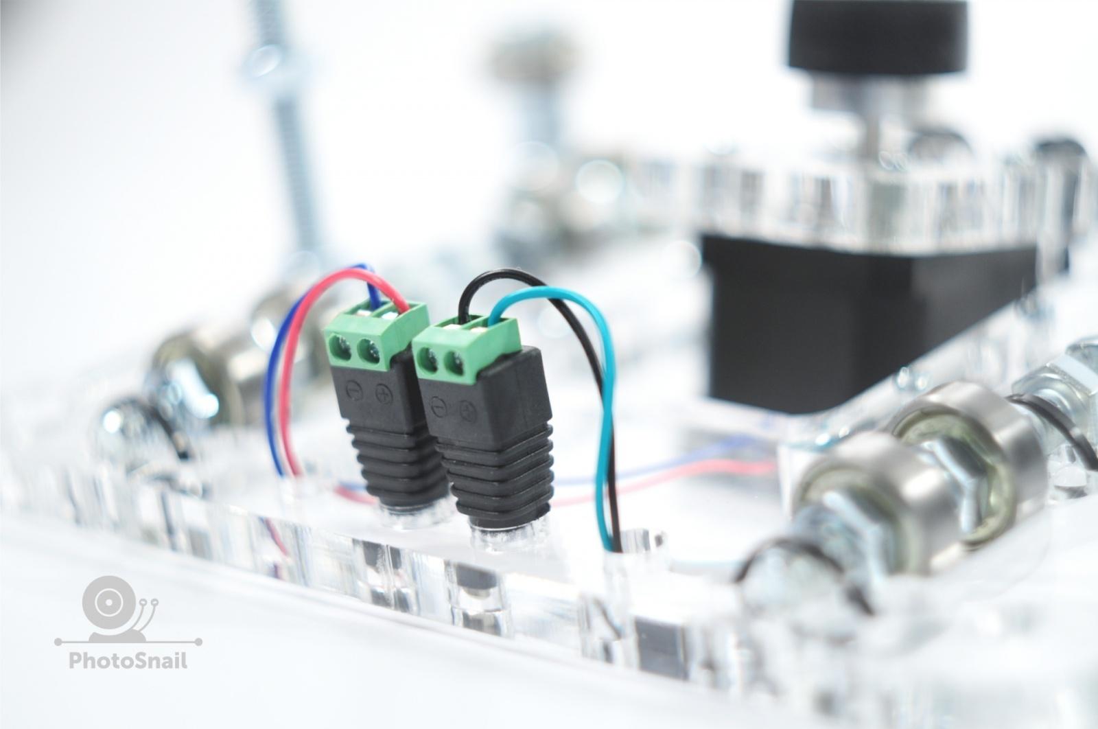 DIY моторизированный слайдер для съемки TimeLapse и видео - 9