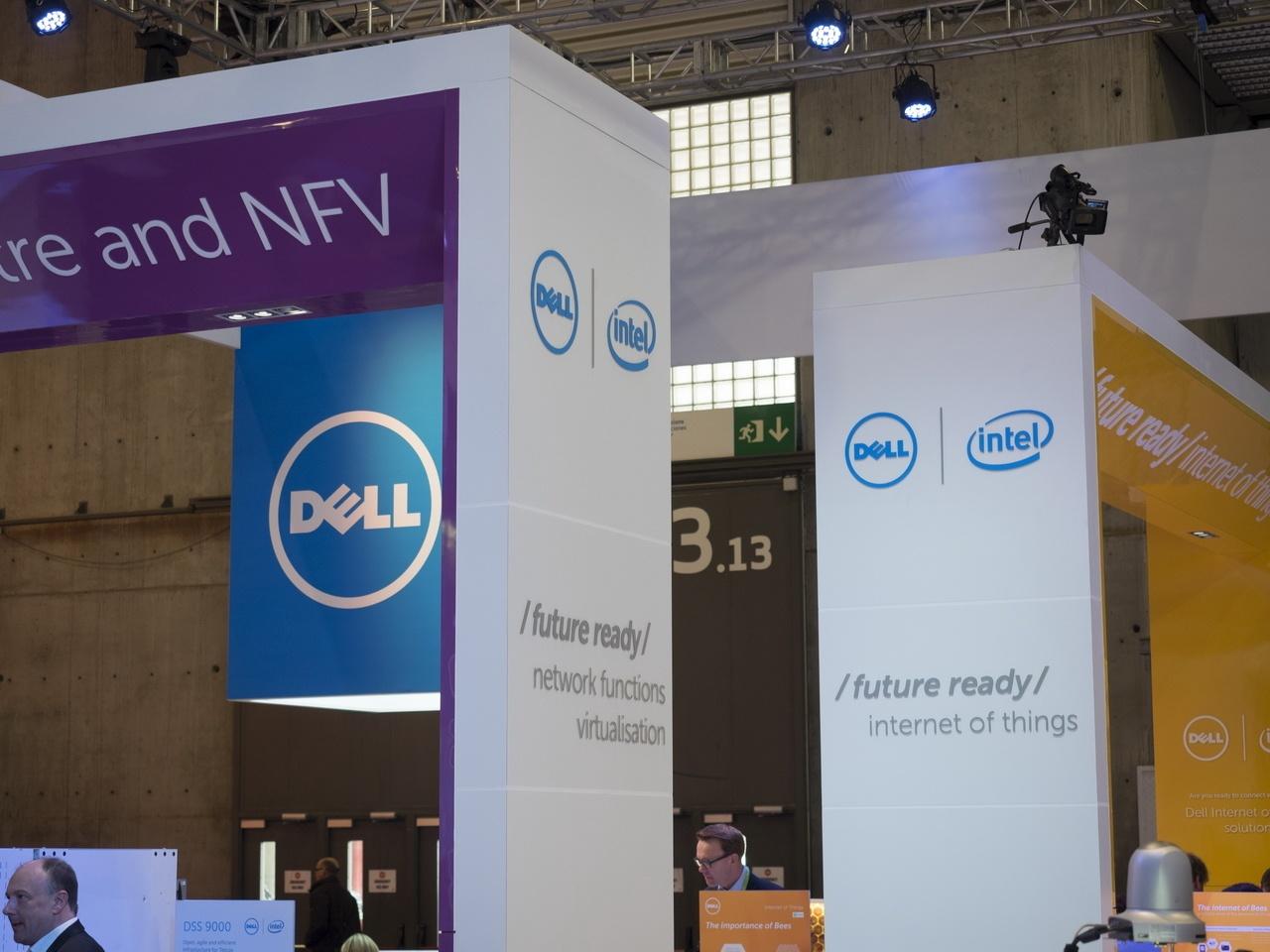 Dell на Mobile World Congress: подготовка к эпохе IoT, модульные дата-центры, OEM-решения и защищенный планшет - 2