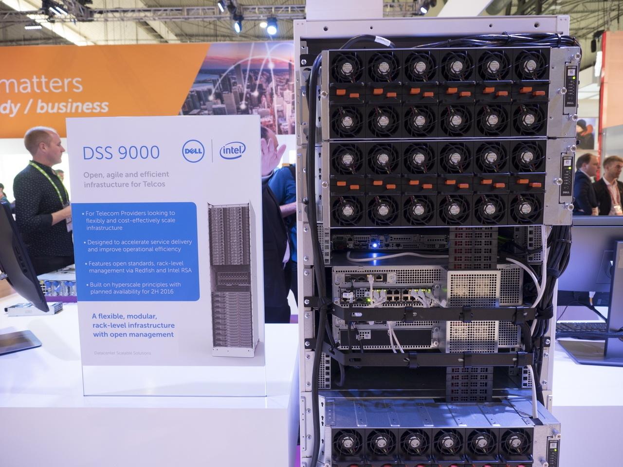 Dell на Mobile World Congress: подготовка к эпохе IoT, модульные дата-центры, OEM-решения и защищенный планшет - 4