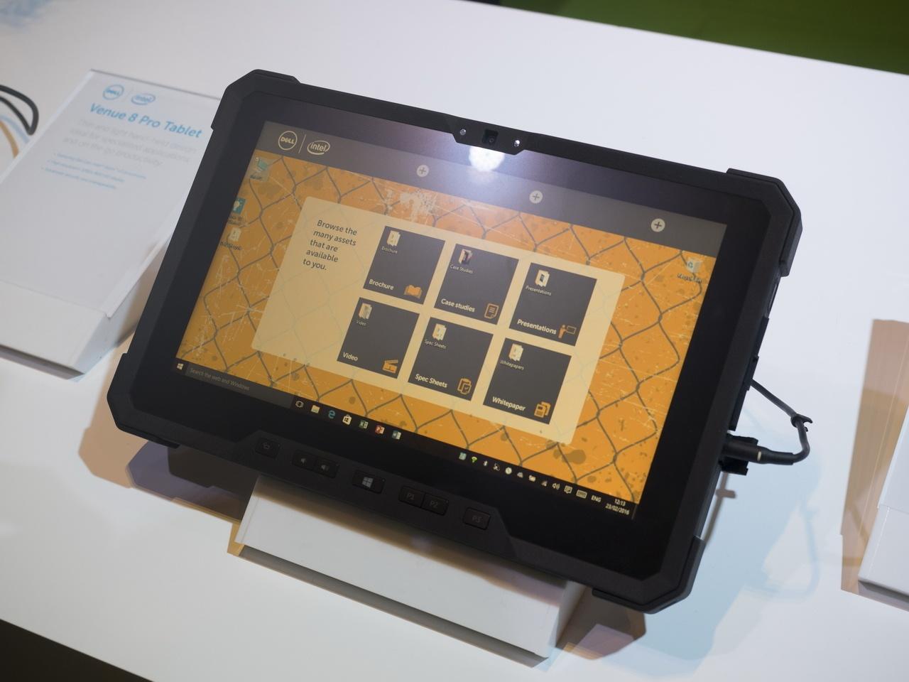 Dell на Mobile World Congress: подготовка к эпохе IoT, модульные дата-центры, OEM-решения и защищенный планшет - 8