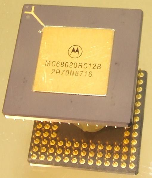 История развития процессоров: из 70-х в 90-е - 19
