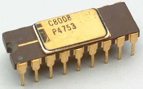 История развития процессоров: из 70-х в 90-е - 2