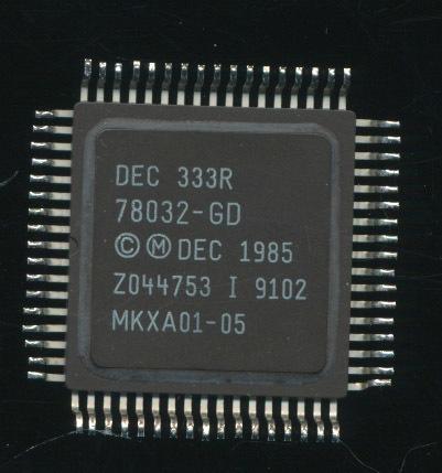 История развития процессоров: из 70-х в 90-е - 20