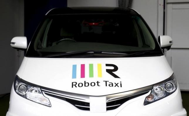 Японская компания Robot Taxi планирует начать эксплуатацию самоуправляемых автомобилей к Олимпийским играм в Токио в 2020 году