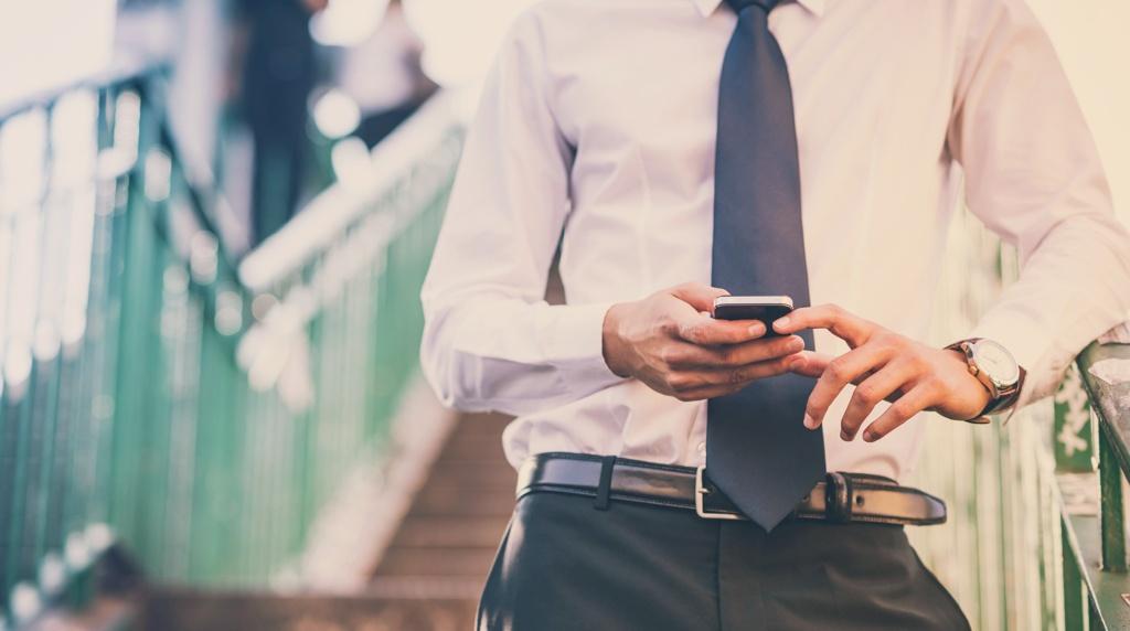 Работа с мобильных устройств в прошлом году: от email к collaboration-сервисам - 4