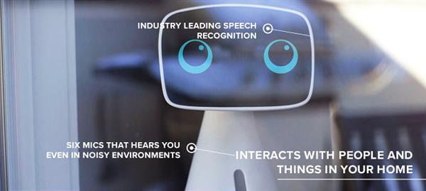Aido — домашний робот нового поколения по цене смартфона - 3