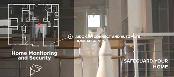 Aido — домашний робот нового поколения по цене смартфона - 7