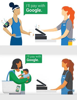 Google тестирует мобильные платежи Hands Free с распознаванием лиц - 1