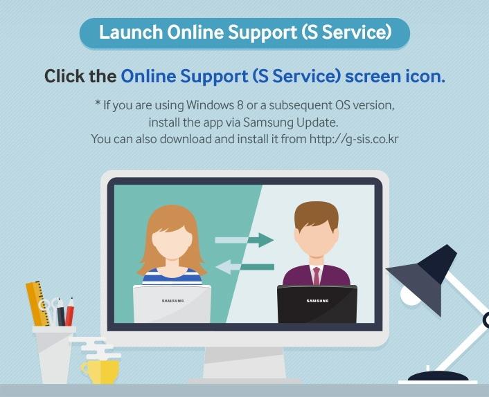 Сервис Samsung S Service поможет обычным пользователям с их проблемами