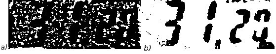 Бинаризация изображений: алгоритм Брэдли - 2