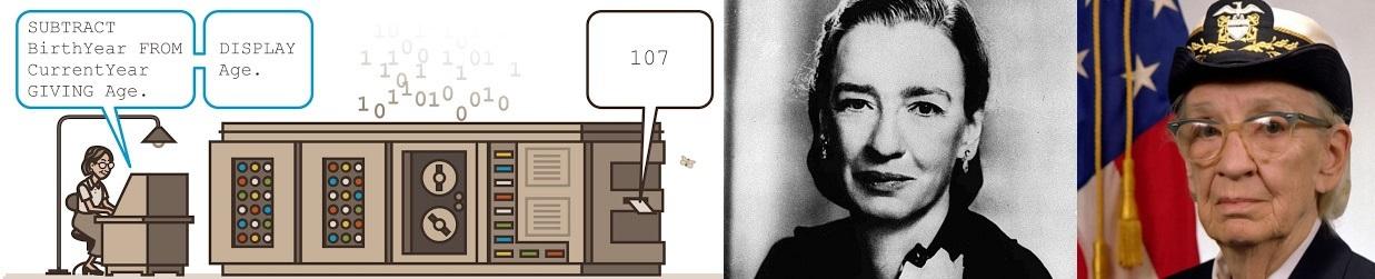Грэйс «бабуля COBOL» Хоппер - 1