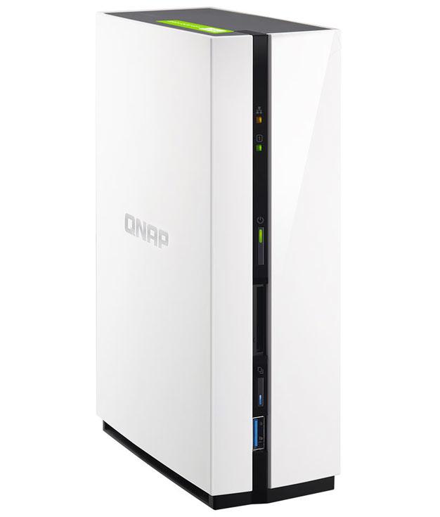 Хранилища QNAP TS-128 и TS-228 позволяют создать персональные облака