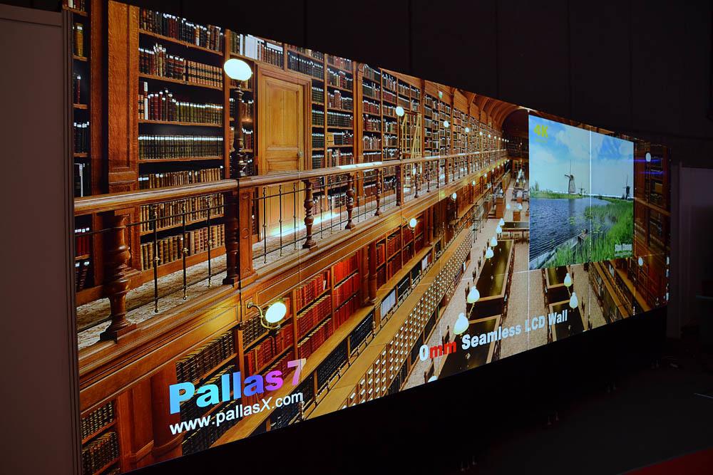 Свежая выставка ISE – новые светодиоды, экраны в окнах и как сломать экран, который не ломается - 17