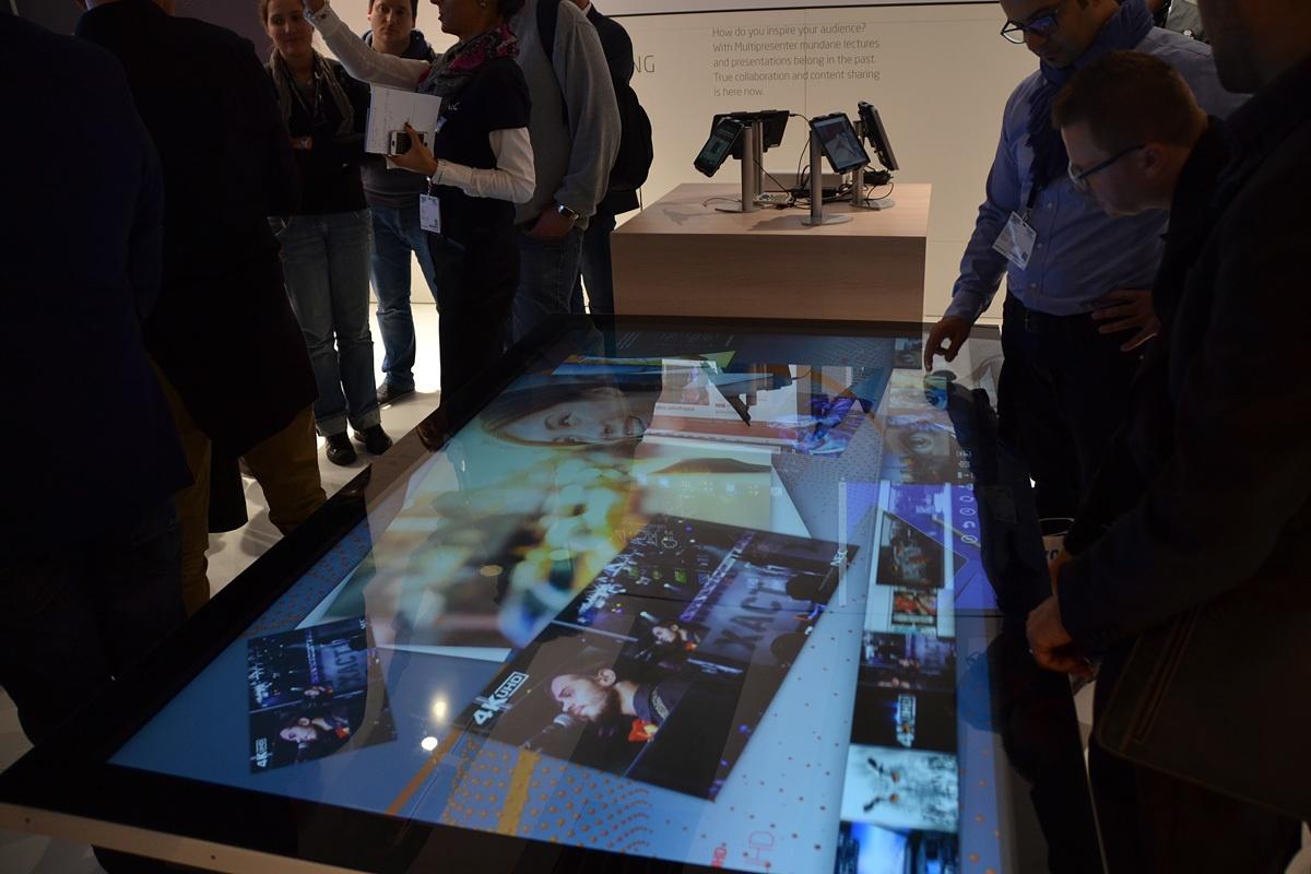 Свежая выставка ISE – новые светодиоды, экраны в окнах и как сломать экран, который не ломается - 29