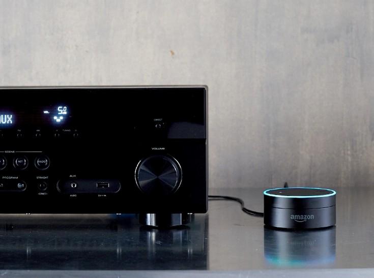 Представлены АС Amazon Echo Dot и Amazon Tap