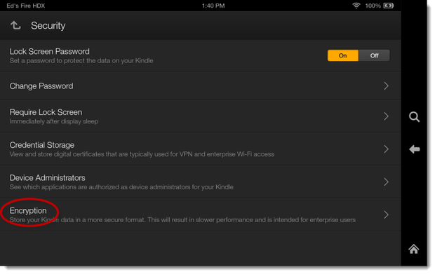 Amazon втихую убрала шифрование на планшетах Fire - 2