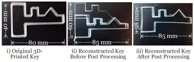 Hi-tech шпионаж: по записи звука работающего 3D принтера можно воспроизвести напечатанную ранее деталь - 2
